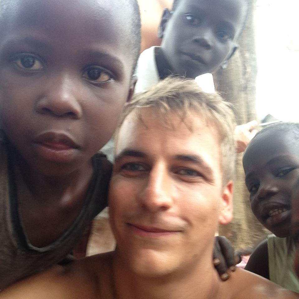 Gruissem in Uganda
