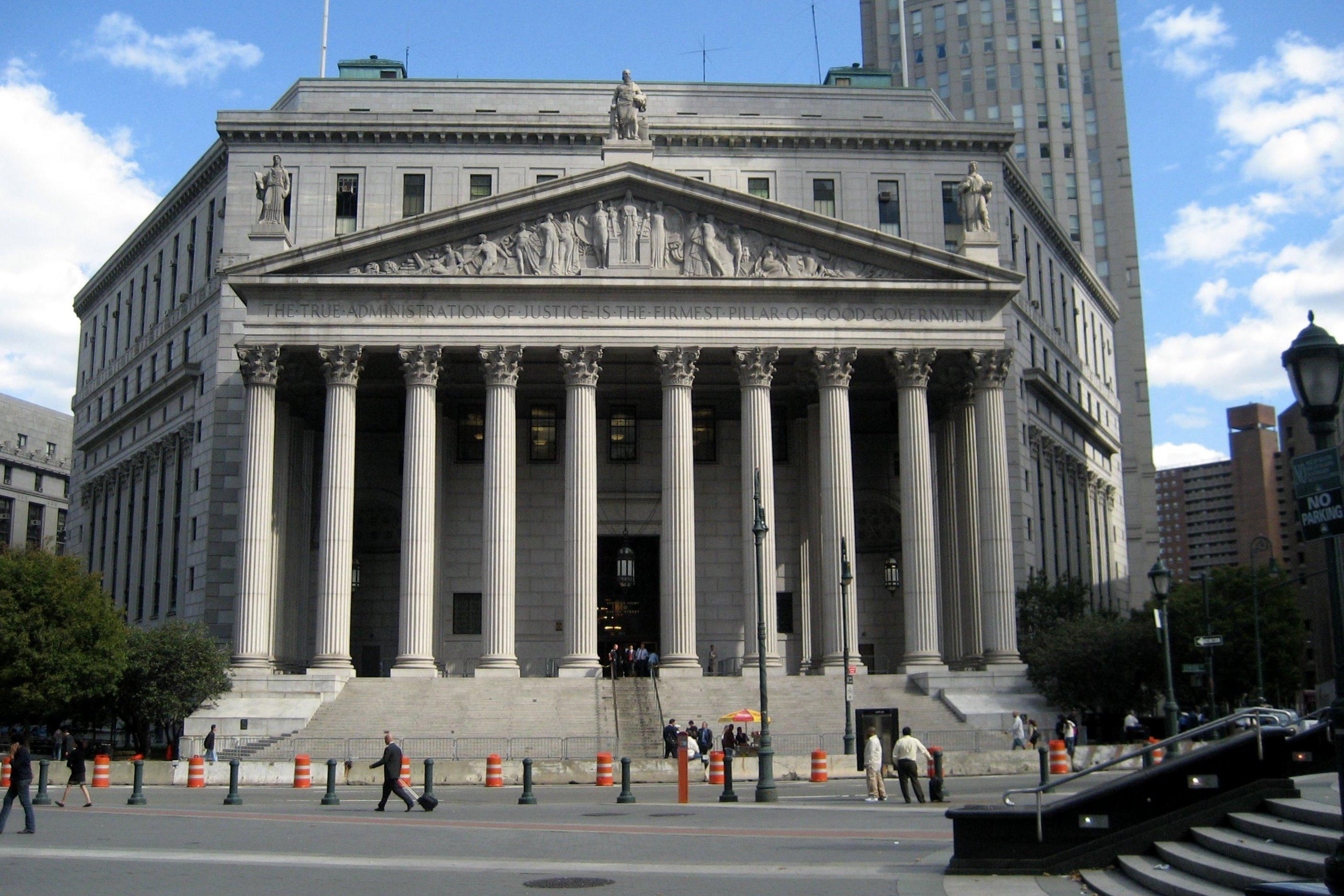 new york supreme court 2